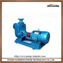 380V Horizontal self priming centrifugal sewage pump