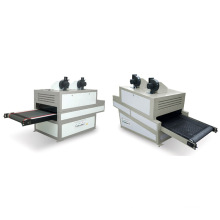 conveyor belt uv curing machine for uv varnish