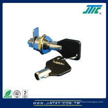 16mm Cam Lock with 2 tubular keys