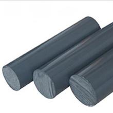 La couleur grise a expulsé la tige de PVC pour l'industrie chimique
