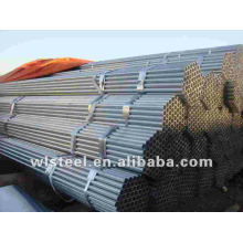 BS1387 hot dip galvanized steel pipe price per ton