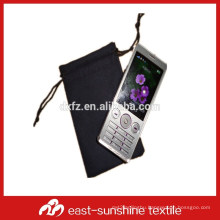 custom microfiber mobile phone pocket