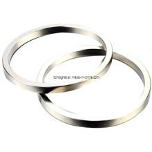 Кольцевые магниты с никелевым покрытием