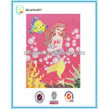 Cute DIY Mosaic art /mosaic sticker/educational toys for children