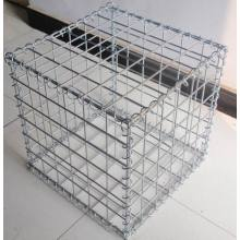 China Factory for PVC coated Wire Mesh Galvanized Welded Gabion Basket supply to Poland Manufacturers