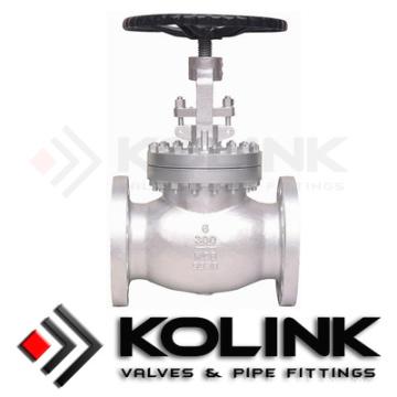 Клапан с литой стальной крышкой, Клапан из нержавеющей стали
