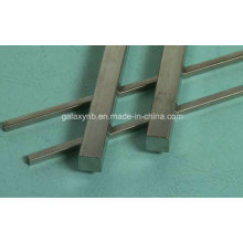 Hot Sale Titanium Alloy Square Rods