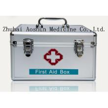 Medizinische Erste-Hilfe-Box