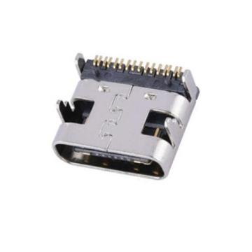USB3.1 C-type connector SMT