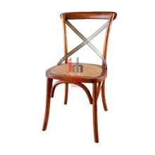 Chaise à manger en bois naturel