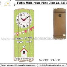 Cute Wall Clock Home Decoration