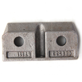 Custom green sand casting metal casting supplies