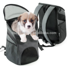 Pet Carrier Backpack with Top Mesh Window