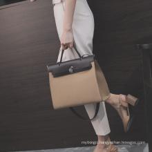 Leather Women Satchels Shoulder Tote Handbags Bags