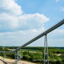 Ske Large Inclination Pipe or Belt Conveyor