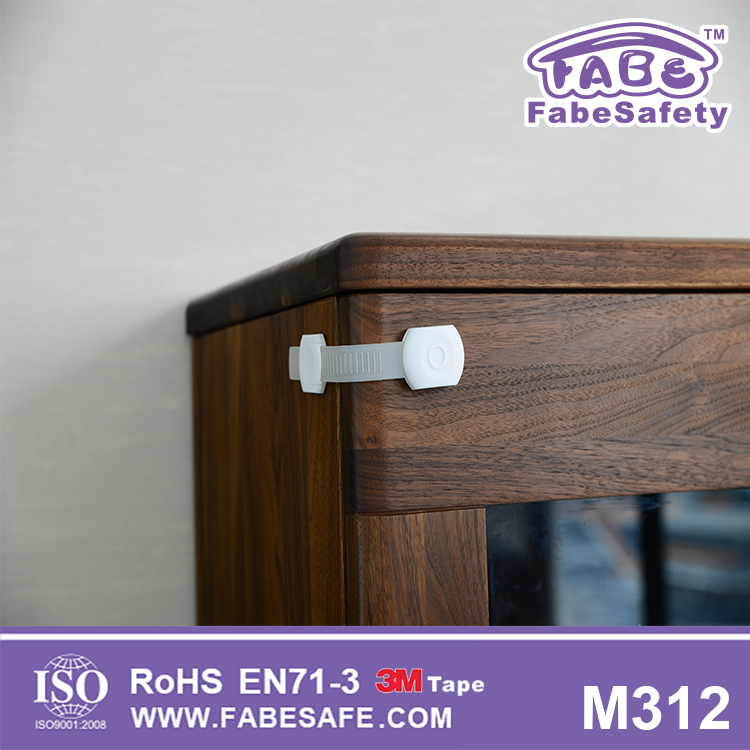 New Child Safety Cabinet Lock Met Magneet