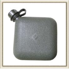 Cantil de plástico água militar 1,8 L com tampas (CL2C-KP180)