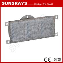 Professional Gas Burner for Tea Drying Equipment, Metal Fiber Burner