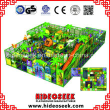 Jungle Theme Happy Time Indoor Playground Equipment