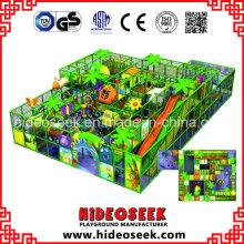 Equipamento de Playground Indoor Happy Time Theme Jungle