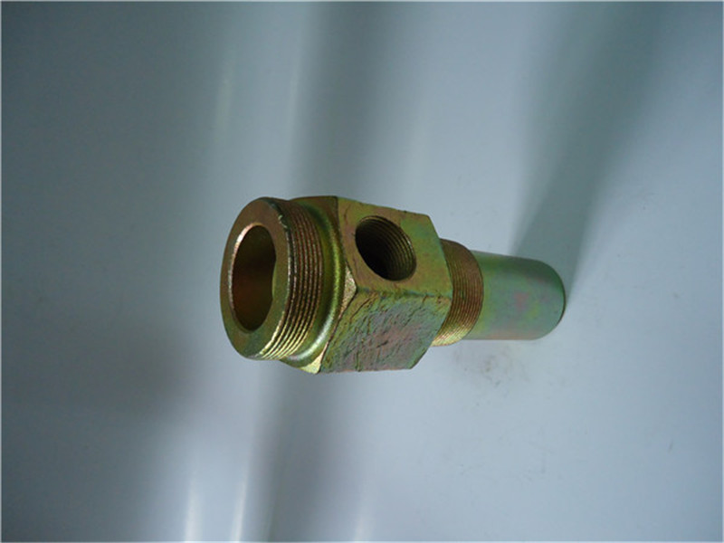 Fitting Pipe Joint