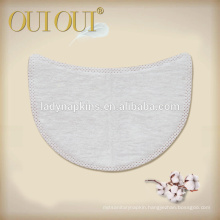 Feel free women absorbent customized wholesale underarm sweat pads