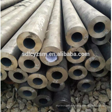 ASTM standard good quality carbon mild steel pipes seamless/welded