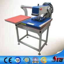 Machine automatique de presse de la chaleur de T-shirt de certificat de la CE