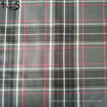 Хлопок проверяет Поплин тканые Пряжа Покрашенная ткань для рубашки/платье Rlspo40-38