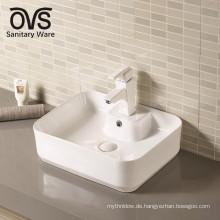 China Hersteller Waschbecken Bad / Tisch Waschbecken Waschbecken