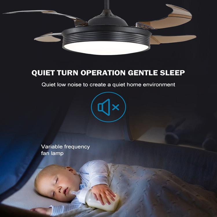 modern 3 blades ceiling fan