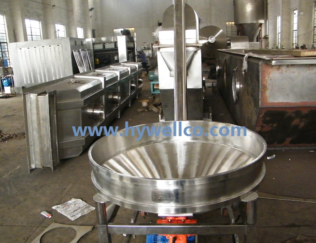 Granule Drying Machine