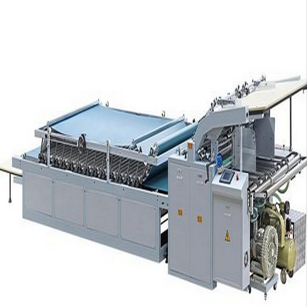 wood lamination process machine