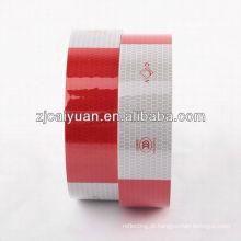 adesivos de segurança reflexivo, rotulados com a Red
