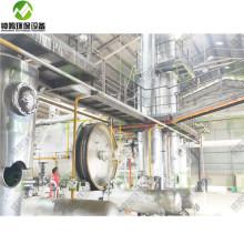 Máquina de refinación de petróleo crudo de alta eficiencia