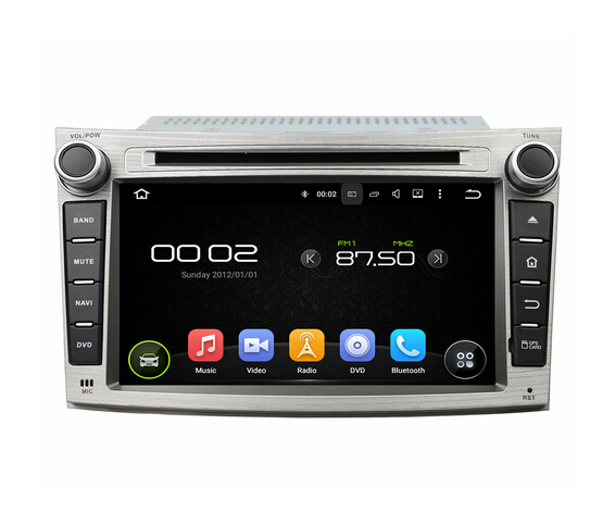 Android Car GPS For Subaru Legacy outback 2009-2012