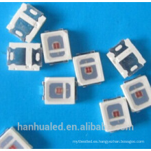 Hoja de datos CCT 6000K -6500K Diodo blanco frío 22-24lm 0.2W del microprocesador LED 2835 Diodo