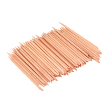 Hot sale Nail Art Wood Stick Cuticle Pusher Remover Cuticle Pusher Remover Pedicure Manicure Tool