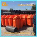 Пластиковый трубопровод для дноуглубительных работ