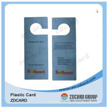 Cartão personalizado da forma da compra com magnético