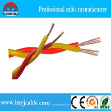 Hochwertige Mica Tie Fire Resistant Twisted Pair Kabel Glimmer