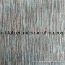 China Tejido teñido 100% tela de lino (QF16-2476)