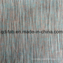 China Tie-Dyed 100% Linen Fabric (QF16-2476)