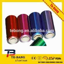 hair foil dispenser 8011 Roll or Sheet Colorful Embossed Hair Dressing