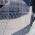 cerca de malha de gabião de arame galvanizado por imersão a quente