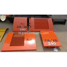 Side Door Panel Untuk Hitachi Excavator EX240 Aftermarkets