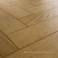 Solid Wood Oak Herringbone Wood Flooring