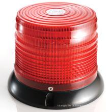 Sinal de advertência luz de LED Miedium Strobe Super Flux (HL-280 vermelho)