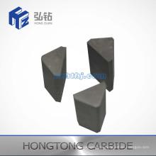 Cemented Carbide Brazed Tips Blanks