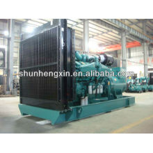 1600KW/2000KVA Diesel Genset Powered by Jichai Engine H12V190ZLD